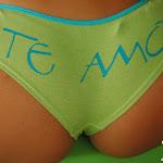 Andrea Rincon – Selena Spice – Cachetero Verde Foto 32