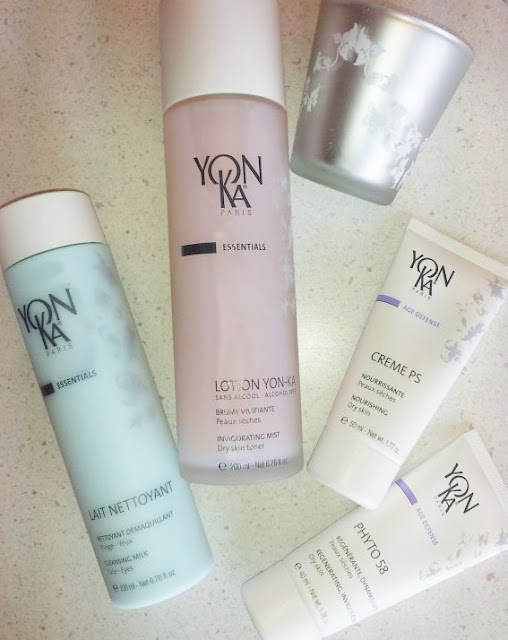 Yon Ka products for dry skin