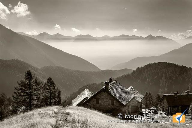 Alpe di Paione, panorama