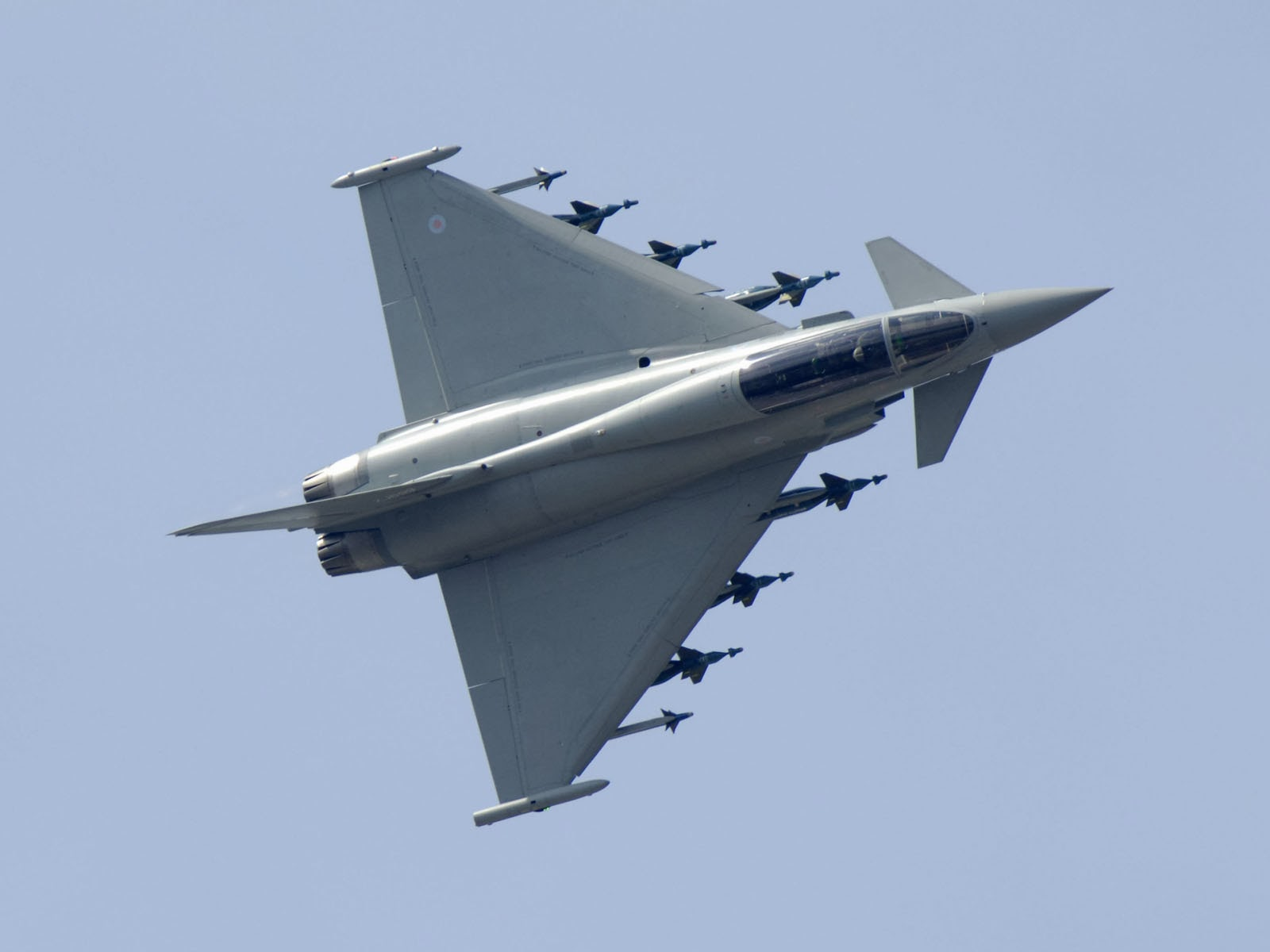 wallpapers: Eurofighter Typhoon Wallpapers