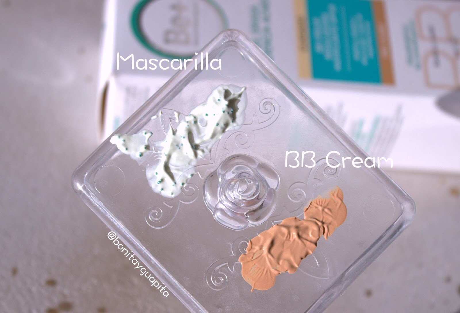 Be+ Mascarilla exfoliante 2 en 1