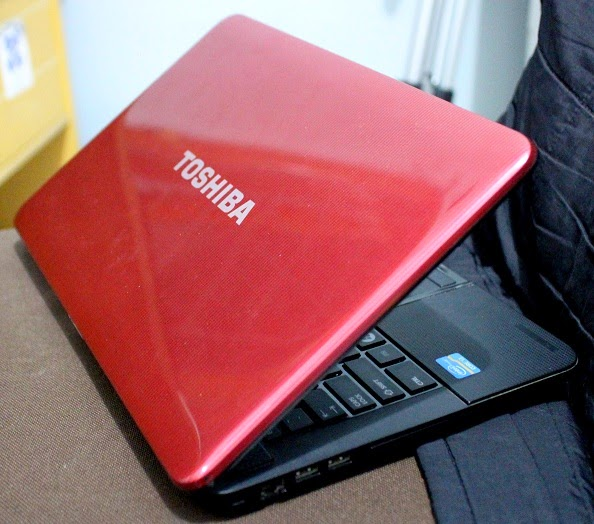 harga Toshiba C840  - Notebook Bekas