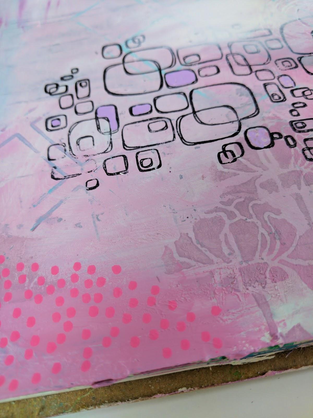 Artful Stories Stencilgirl And Paperartsy Blog Hop