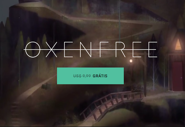 Game OXENFREE grátis