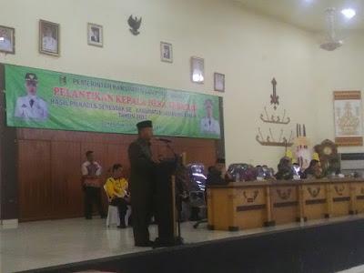Ketua DPRD Lampung Timur: Jabatan Itu Seperti Tong Sampah