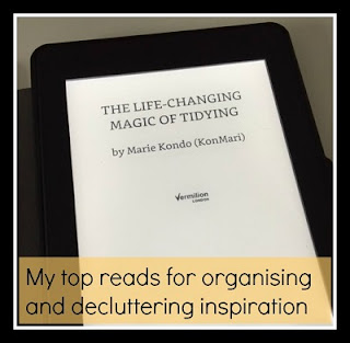 My top reads for organising and decluttering inspiration