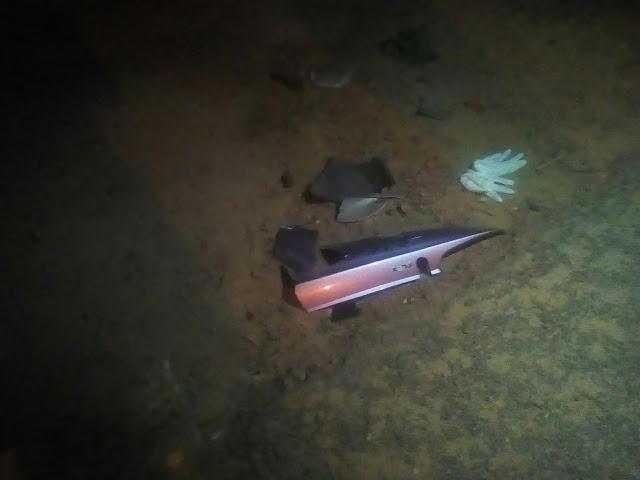 Acidente grave com motos na PI-120 em Barra D´Alcântara deixa dois ...