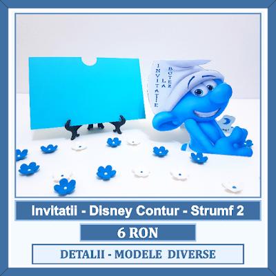 http://www.bebestudio11.com/2018/02/invitatii-botez-strumf-2-disney-contur.html