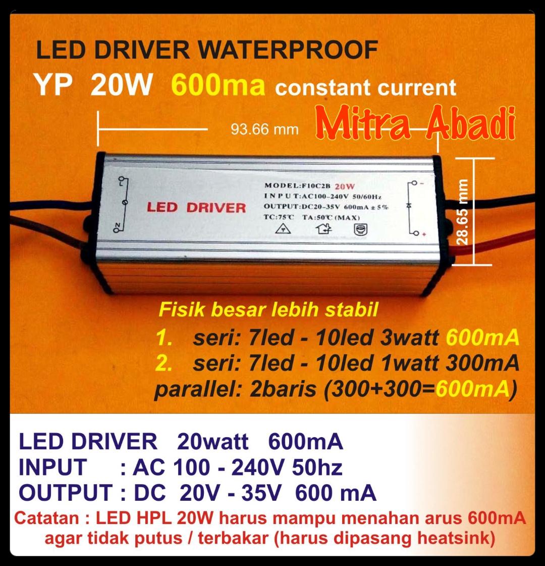 Jual Lampu Led Hpl 3 Watt Welcome To Sisir Vidal Sassoon Tipe 563 Mitra Abadi Rangkaian Vs Driver