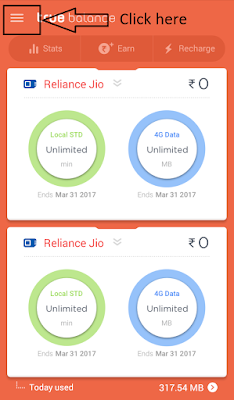 What is True Balance App? | Earn Unlimited free Mobile Recharge using True Balance 2017(All India) 9