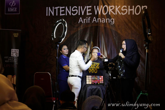 Intensive-Workshop-Rias-Pengantin-Pangling -Bersama-Arif-Anang-by-Inez-Cosmetic