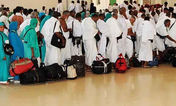 SAUDI ARABIA EXPECTS 2 MILLION PILGRIMS IN RAMADAN