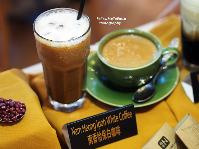 Nam Heong Ipoh White Coffee