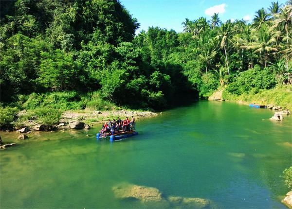 Menyusuri Sungai Oya