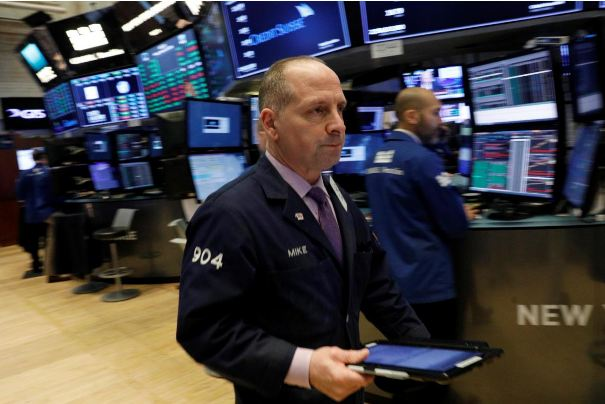 Dow sees worst day in two years as bond yields jump