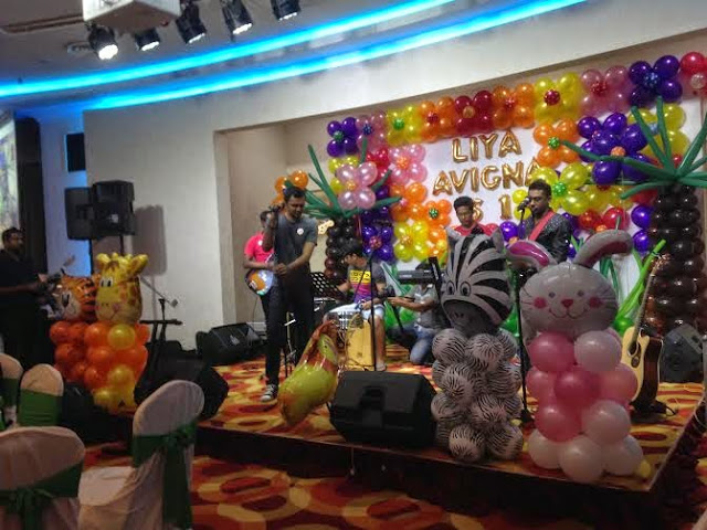 Fabulous party planner 002081333 d event services and for Balloon decoration for wedding malaysia