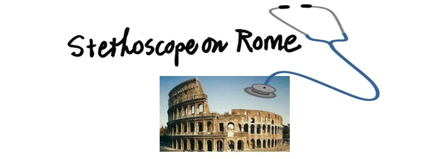 Stethoscope On Rome