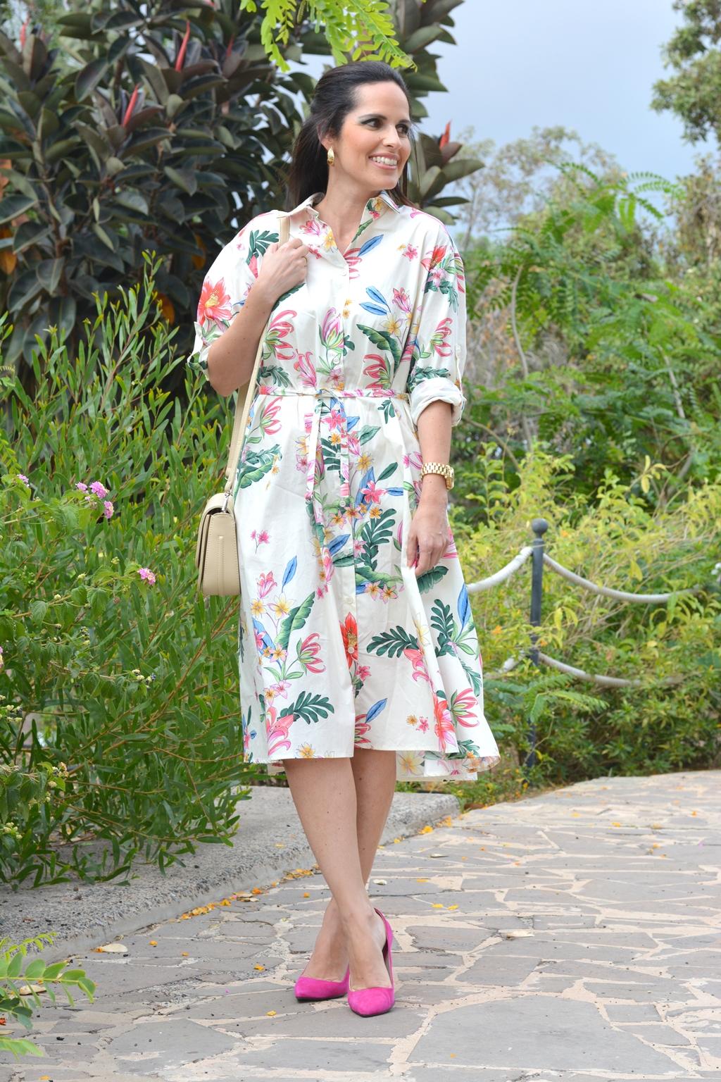 outfit-zara-dress-flowers-daily-looks
