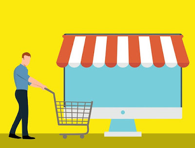 Online store can be made if you have huge traffic.