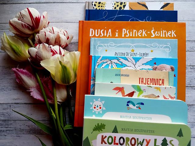 majówka z książką - nowości wydawnicze - Nasza Księgarnia - Wydawnictwo Skrzat - Wydawnictwo GREG - książeczki dla dzieci