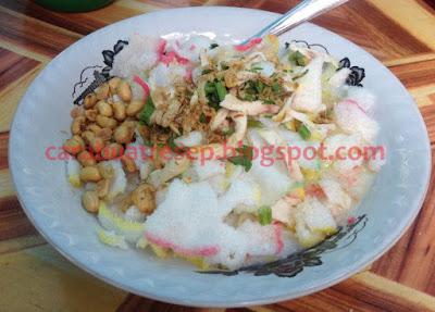 Foto Resep Bubur Ayam Khas Cianjur Sederhana Spesial Komplit Asli Enak