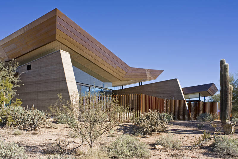 If It S Hip It S Here Archives Living Large In The Desert The Desert Wing House By Kendle