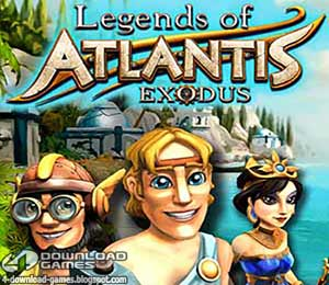 لعبة أساطير من اتلانتيس Legends of Atlantis Exodus