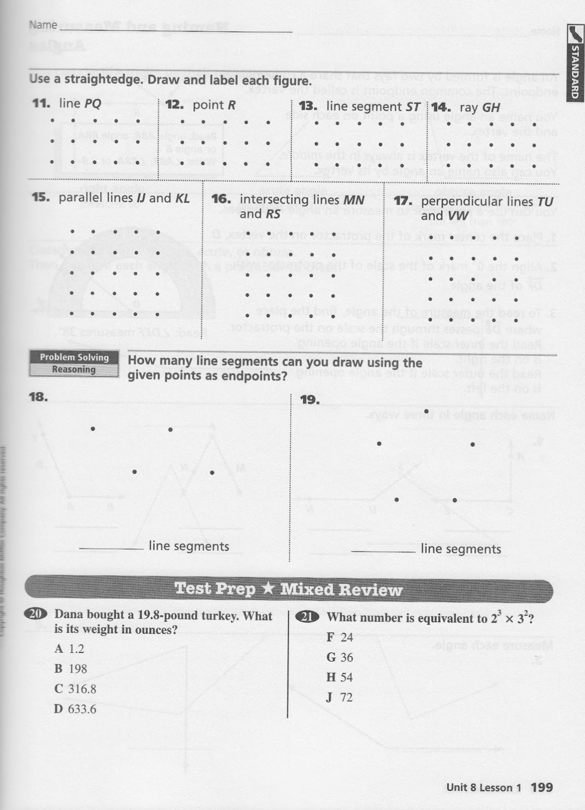 Worksheet Works Least Common Multiple
