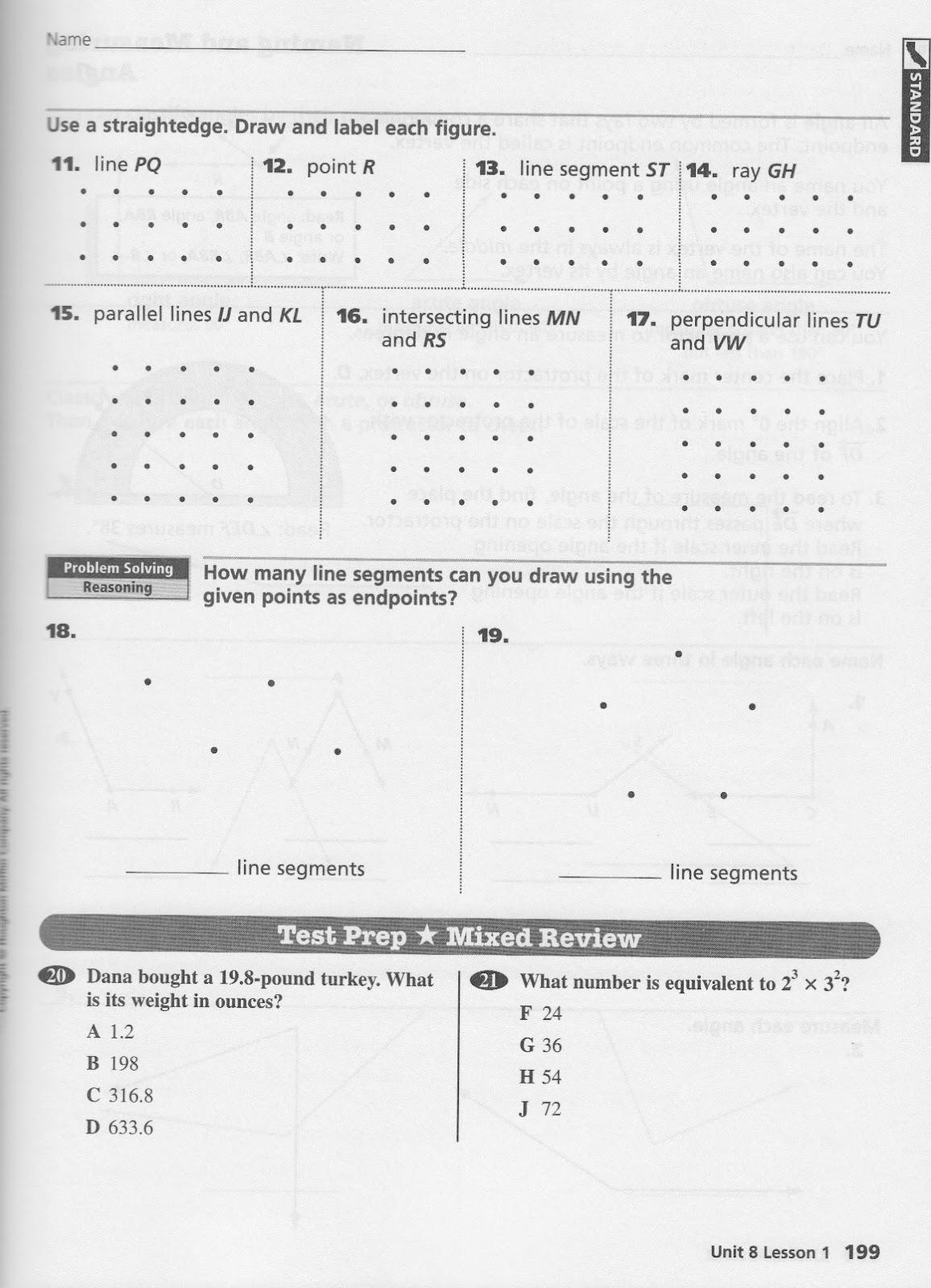 Worksheet Works Least Common Multiple