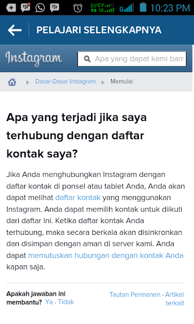 Trik Mencari FOLLOWER Instagram Tertarget Semi Auto