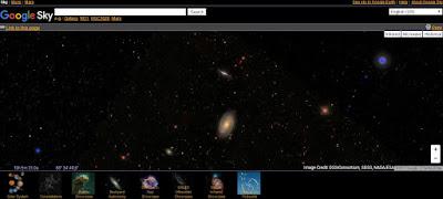 Google Sky - Masjuni
