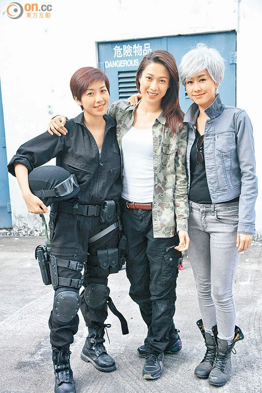 "Linda Chung Thoughts: [News] ""Tiger Cubs 2"" Big Explosion ..."