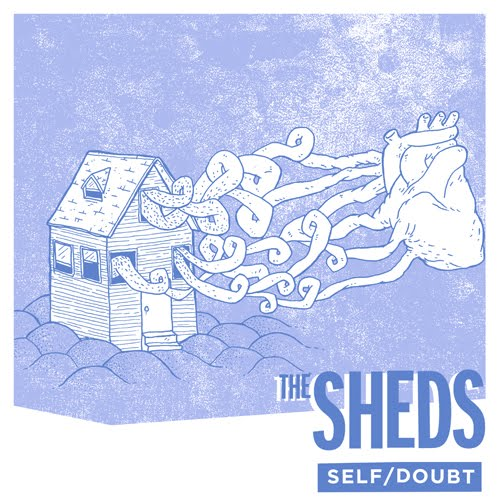 <center>The Sheds - Self/Doubt (2012)</center>
