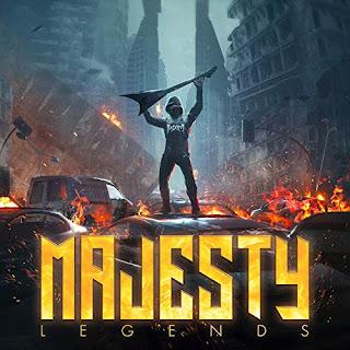 """Το βίντεο των Majesty για το """"We Are Legends"""" από το album """"Legends"""""""