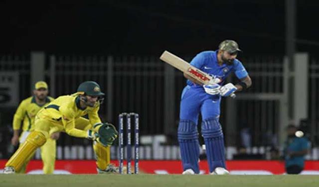 शतक जड़कर भी टीम इंडिया जो जीत नहीं दिला सके कोहली, धोनी के घर में हारी टीम इंडिया