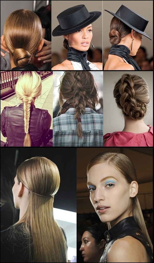 Current hair trends 2013