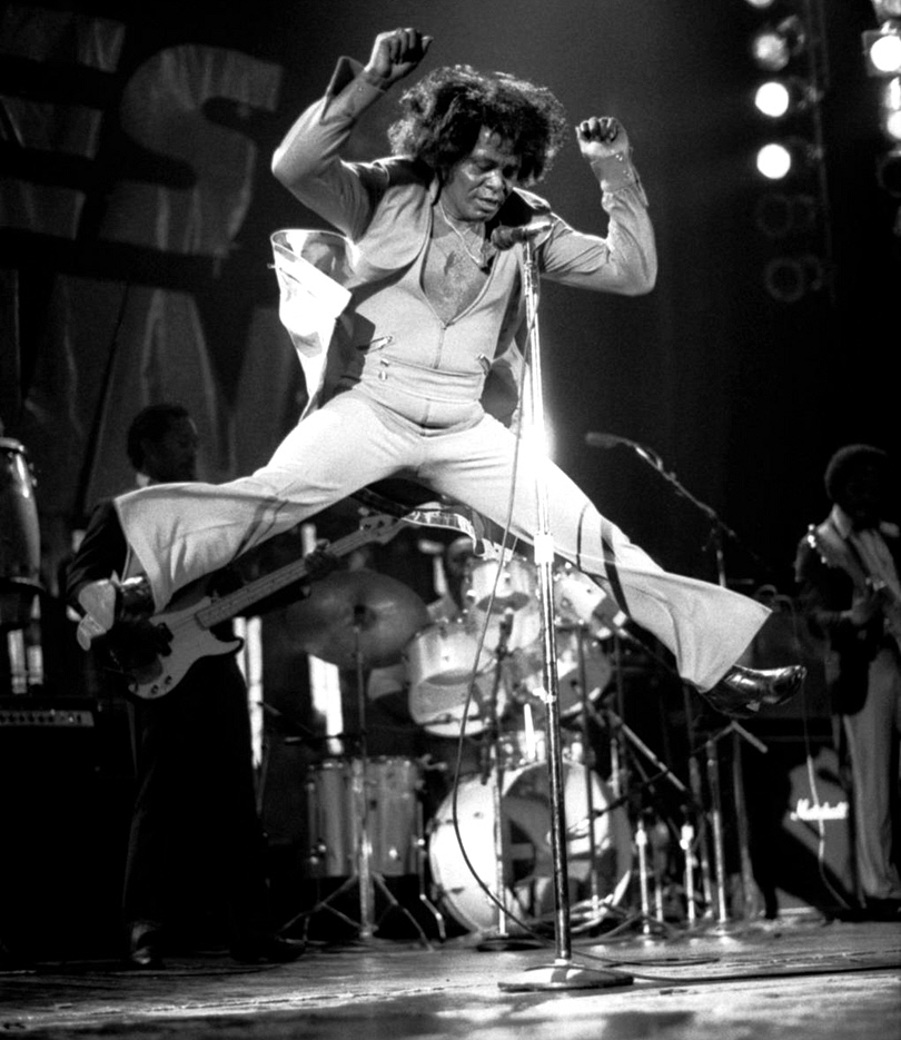 James Brown - dance