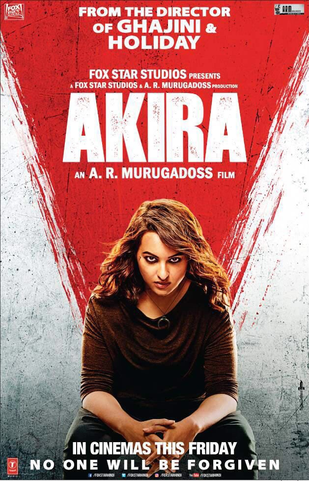 Akira 2016 movie Full Poster