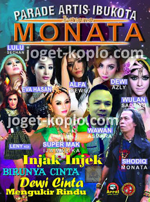 Monata Parade Artis Ibu Kota 2016