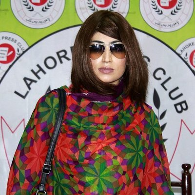 Honor Killing - Qandeel Baloch killed by her brother.