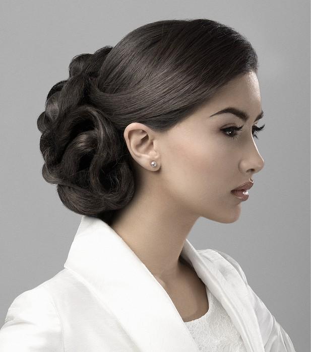 Hermoso peinados para la feria de abril 2021 Galeria De Cortes De Cabello Estilo - La moda en tu cabello: Peinados Updo para fiestas 2017