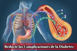 como reducir las complicaciones de la diabetes