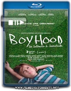 Boyhood: Da Infância à Juventude Torrent - BluRay Rip 720p Dual Áudio