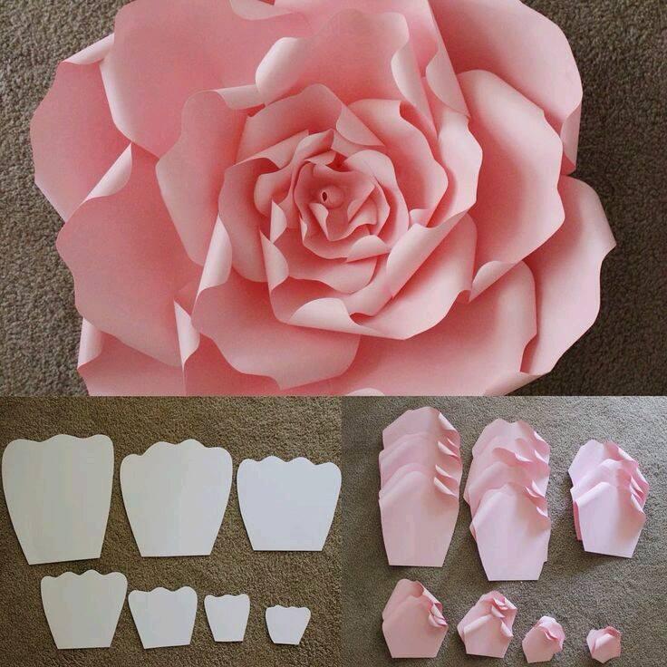 Rosas Papel Crepe Stunning Como Hacer Bonitas Rosas De Papel Crepe