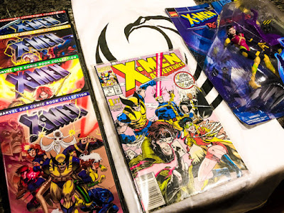 X-Men Adventures Giveaway Prizes