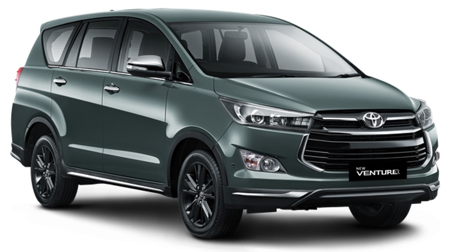 Mobil Toyota Venturer