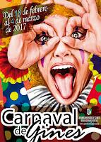 Carnaval de Gines 2017 - Carlos García Romo