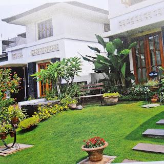 taman halaman depan rumah surabaya - www.jasataman.co.id