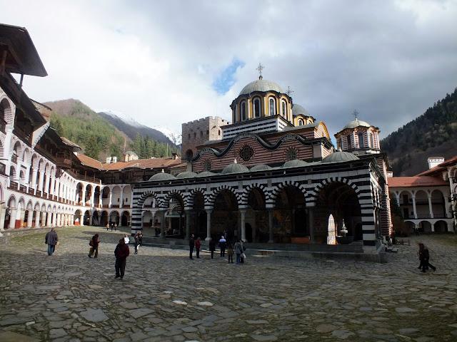 Monasterio de Rila un imprescindible en Bulgaria