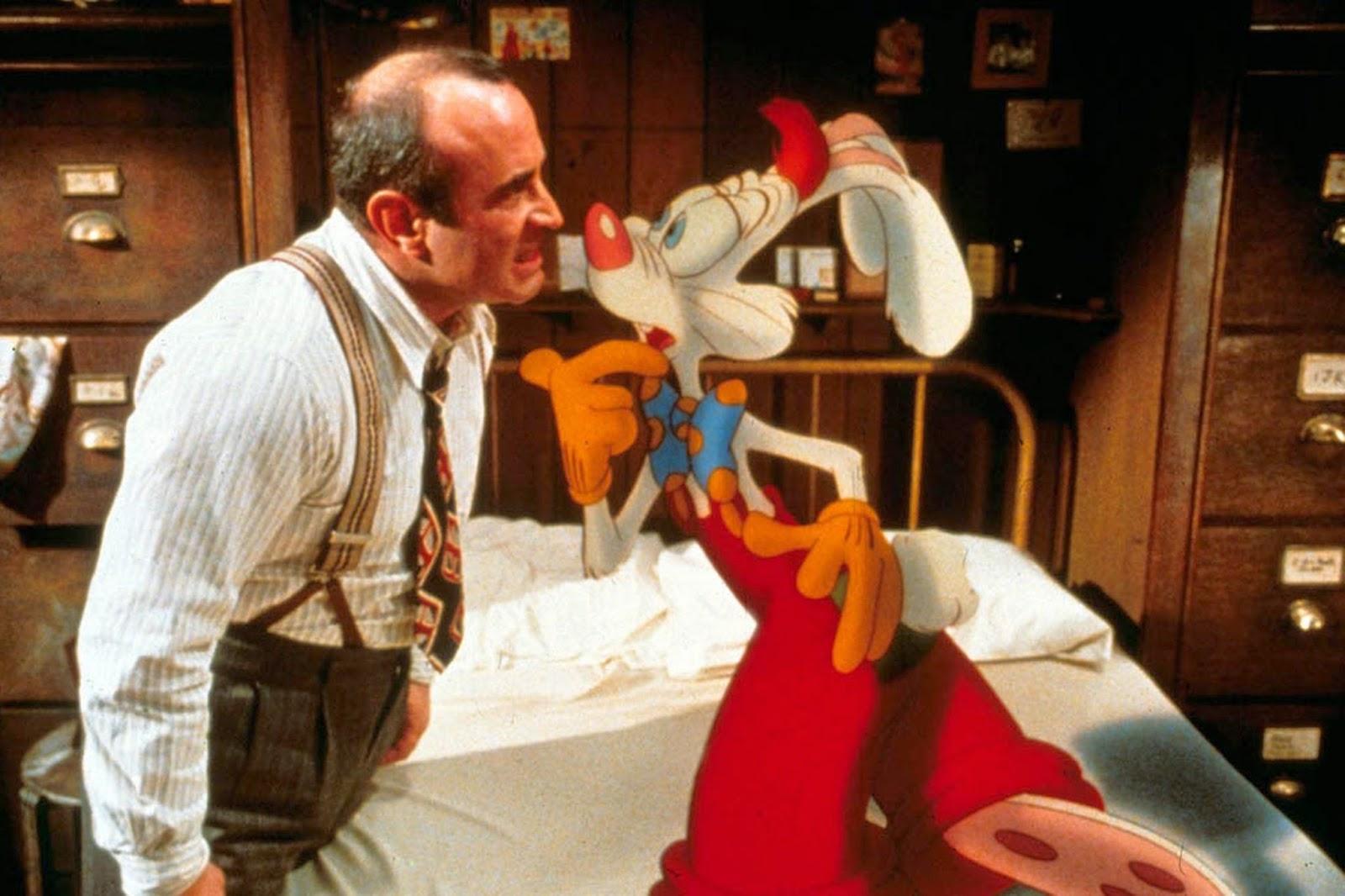 RabbitLes Films Qui Roger Peau Crazy Duck De Veut © La HYWEDIe29b